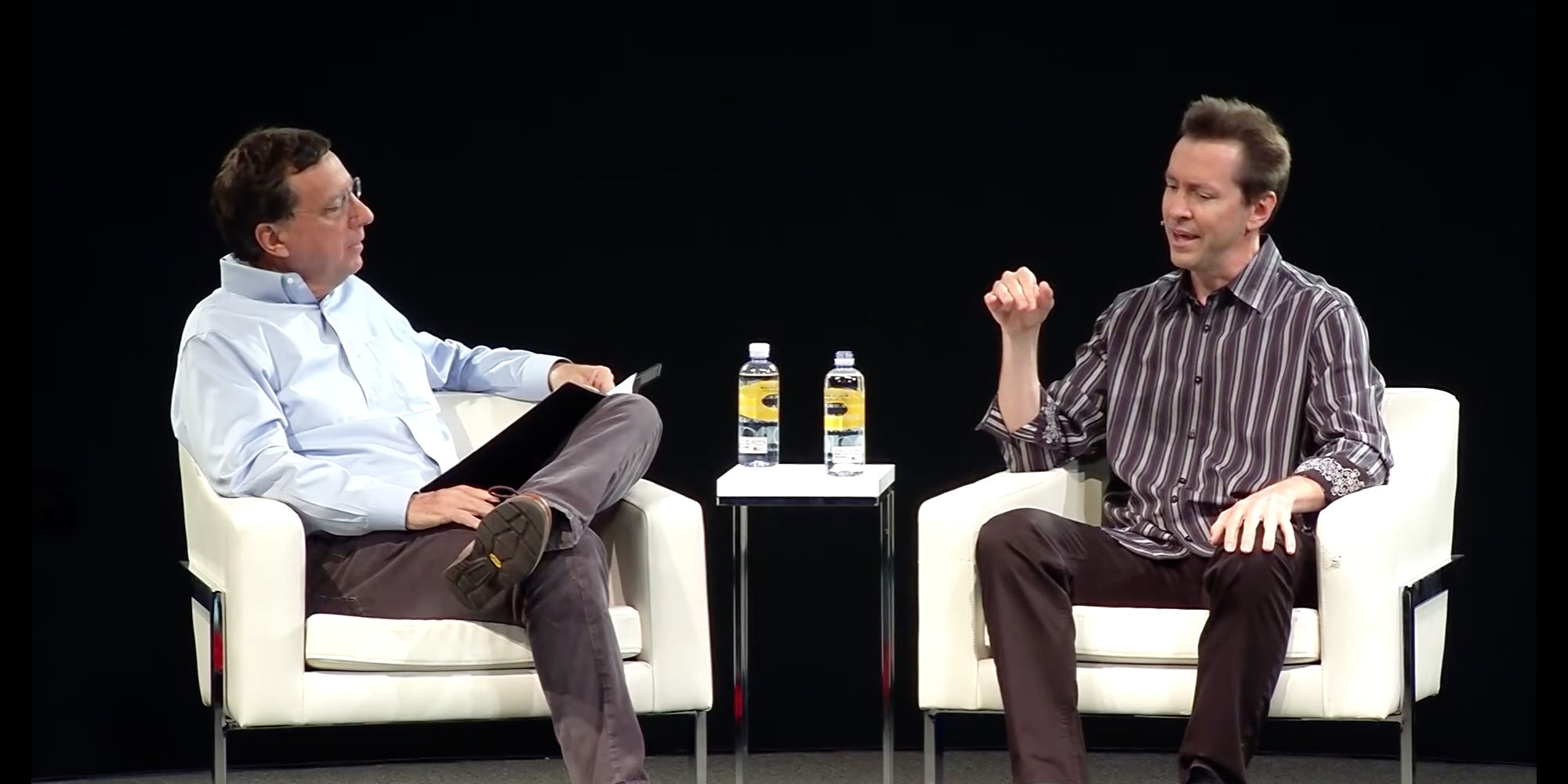 Scott Forstall interviewed by John Markoff
